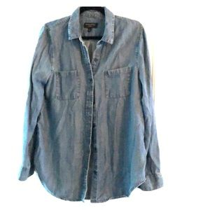 Banana Republic Tops - Banana republic denim shirt